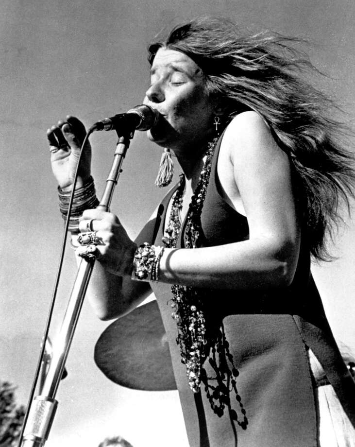 Rock singer Janis Joplin performs in this undated photo, location unknown.  (AP Photo) Photo: Anonymous, HO / AP/HO