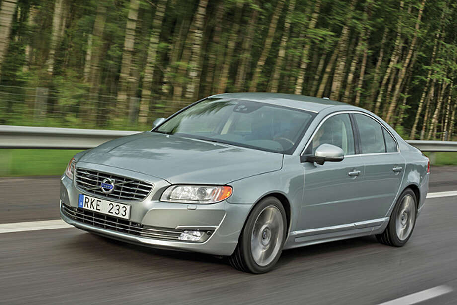 2014 Volvo S80 T6 AWD (photo courtey Volvo)