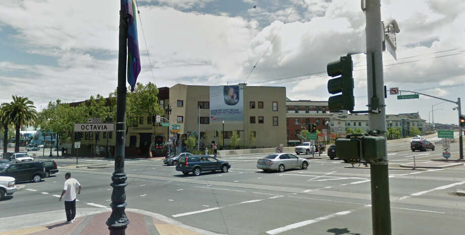 Market Street and Octavia Boulevard, San Francisco, CA Photo: Google Maps