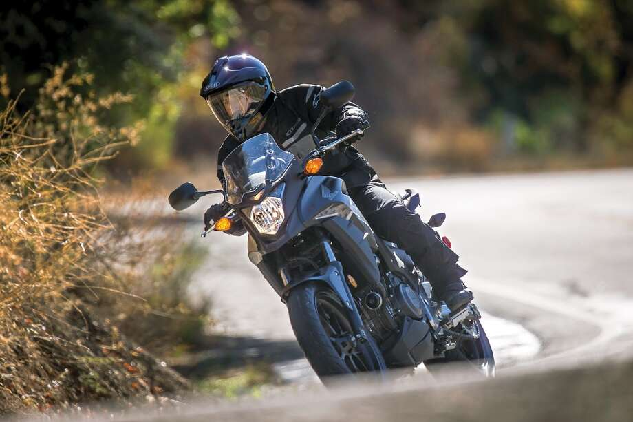 2013 Honda CB500X. Photo: Wieck