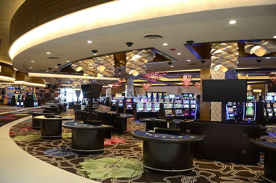 Rohnert Park's new casino takes Indian gaming to a new level. Photo: Courtesy Of Graton Resort & Casi