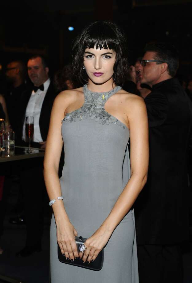 Actress Camilla Belle, wearing Gucci, attends the LACMA 2013 Art + Film Gala honoring Martin Scorsese and David Hockney presented by Gucci at LACMA on November 2, 2013 in Los Angeles, California. Photo: Stefanie Keenan, Getty Images For LACMA