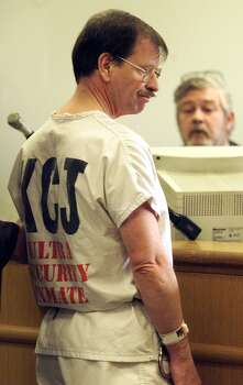 Gary Ridgway pictured during an initial court appearance. Photo: MIKE URBAN, P-I File Photos
