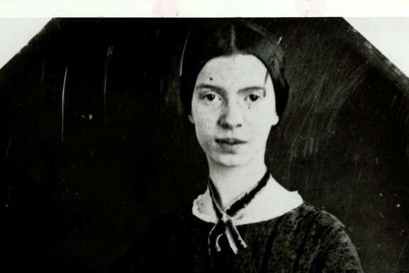 Emily Dickinson, circa 1840s