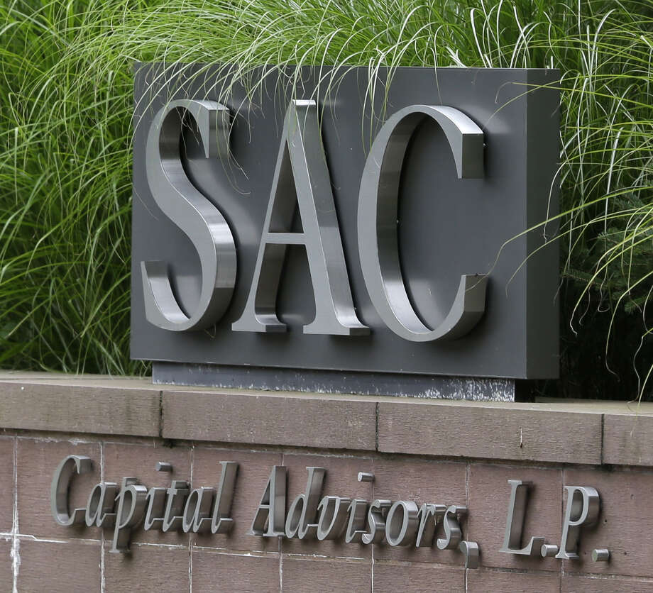 A sign is displayed in front of SAC Capital Advisors headquarters in Stamford, Conn., Thursday, July 25, 2013. Photo: Seth Wenig, Associated Press / Associated Press