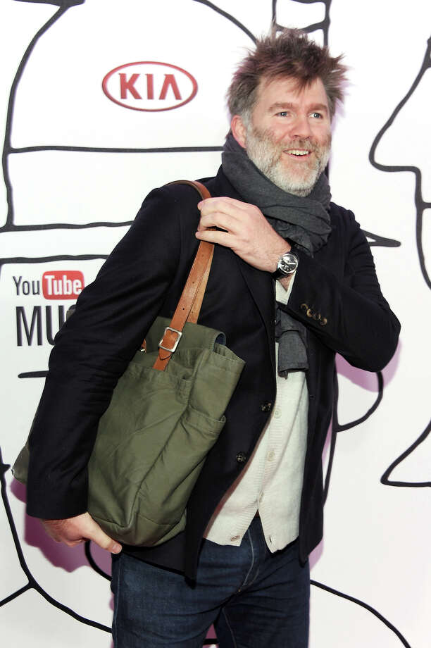 James Murphy of LCD Soundsystem poses backstage at the YouTube Music Awards 2013 on November 3, 2013 in New York City. Photo: Dimitrios Kambouris, Getty Images / 2013 Getty Images