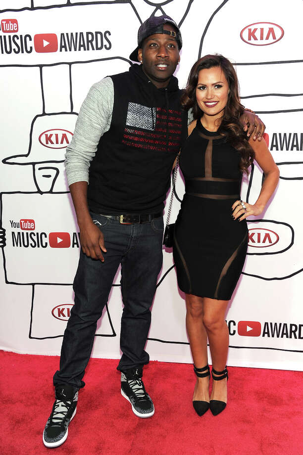 DeStorm Power and Ramona Michelle attend the 2013 YouTube Music awards at Pier 36 on November 3, 2013 in New York City. Photo: Dimitrios Kambouris, Getty Images / 2013 Getty Images