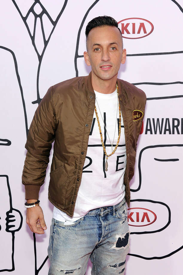 DJ Clinton Sparks attends the 2013 YouTube Music awards at Pier 36 on November 3, 2013 in New York City.n Photo: Dimitrios Kambouris, Getty Images / 2013 Getty Images