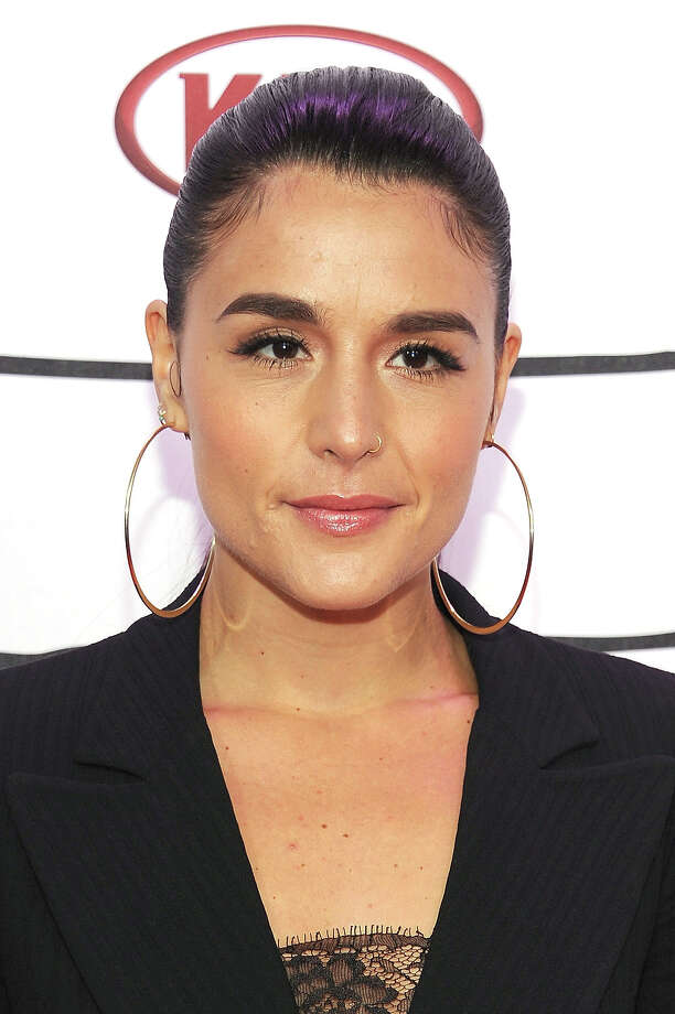 Jessie Ware attends the 2013 YouTube Music awards at Pier 36 on November 3, 2013 in New York City. Photo: Dimitrios Kambouris, Getty Images / 2013 Getty Images