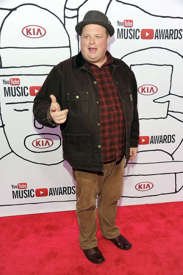 Actor Joel Marsh Garland attends the YouTube Music Awards 2013 on November 3, 2013 in New York City. Photo: Dimitrios Kambouris, Getty Images / 2013 Getty Images