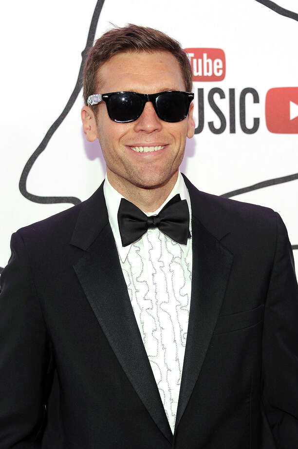Soccer Player Jimmy Conrad attends the 2013 YouTube Music awards at Pier 36 on November 3, 2013 in New York City. Photo: Dimitrios Kambouris, Getty Images / 2013 Getty Images