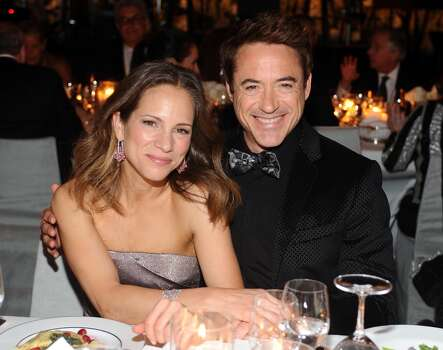 Robert Downey Jr. and his wife Susan welcomed their second child together, a daughter named Avri Roel Downey, on Nov. 4. This is Robert's third child. Photo: Stefanie Keenan, Getty Images For LACMA
