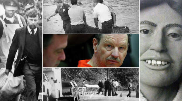 A decade ago, Green River Killer Gary Ridgway cut a deal with prosecutors that likely spared him execution. In exchange, he admitted to killing more than 70 girls and women in King County. Click through for a look at photos of the investigation and Ridgway's prosecution.