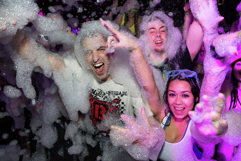 Foam N' Glow returns to Albany! When: Saturday, 8:00 p.m. Where: Washington Avenue Armory. Cost: $25 - $30. Learn More. View photos from last year. Photo: Brian Tromans