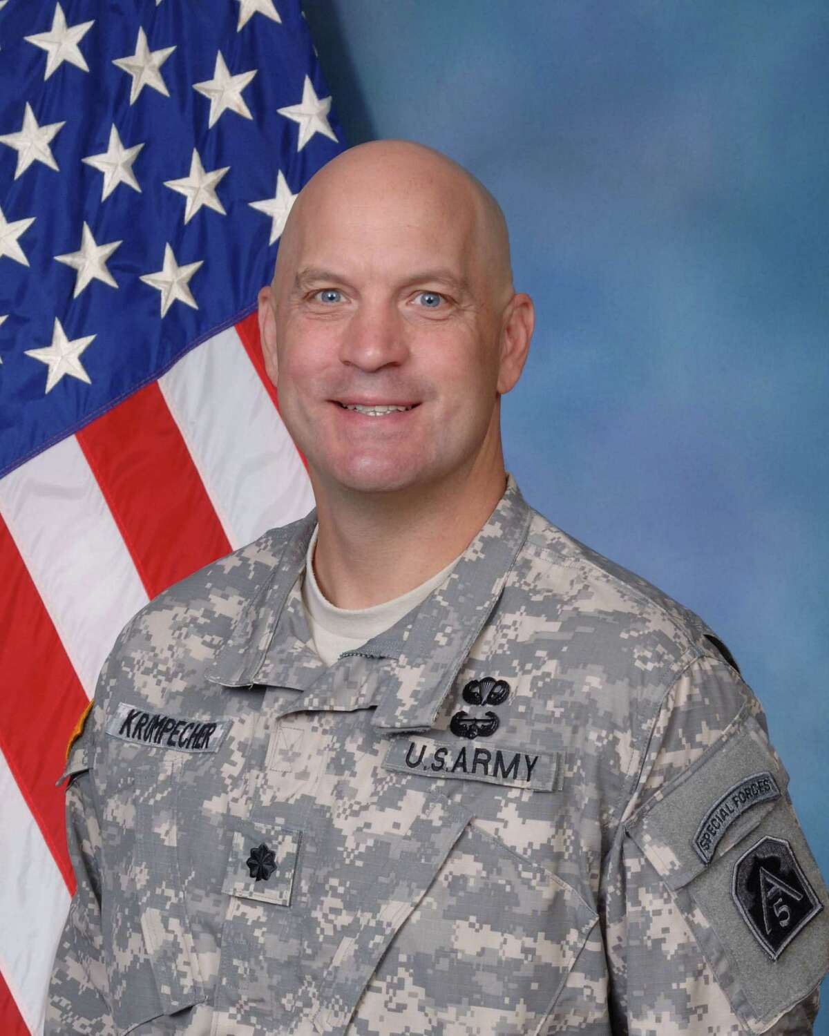 """Lt. Col. Zoltan Krompecher is a contributing writer to the book """"Operation Homecoming."""" He lives with his family on Fort Sam Houston, where he serves as a member of U.S. Army North. These views are his own."""