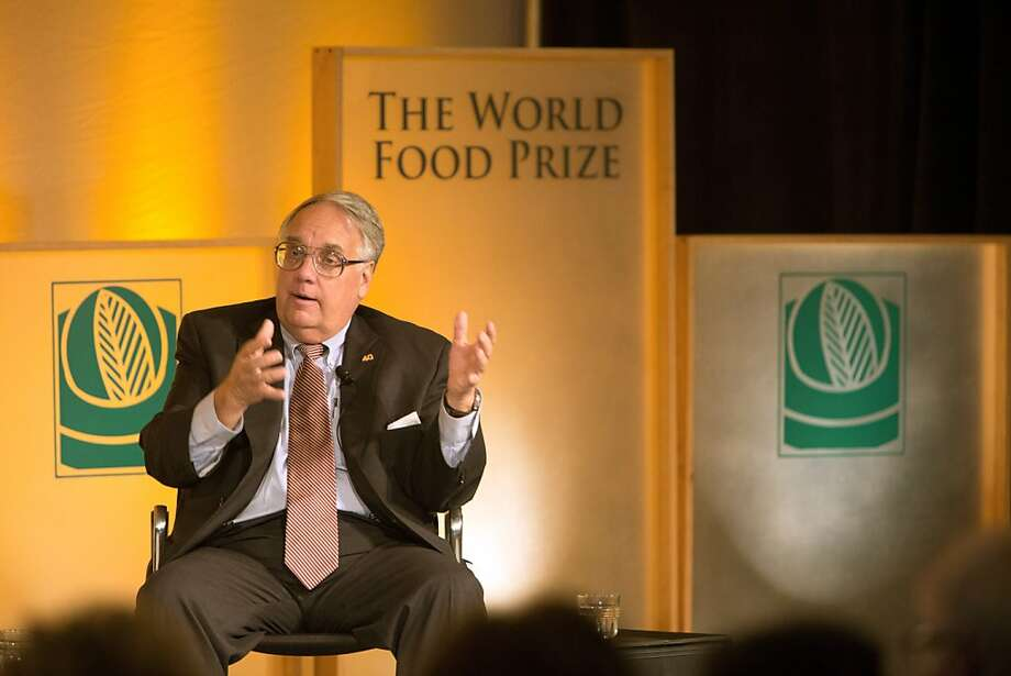 Howard G. Buffett Photo: Scott Morgan, Associated Press