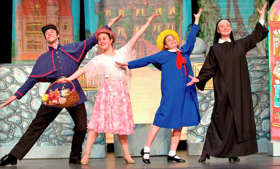 The Westport Country Playhouse is throwing a party to kick-off its 2013-14 Family Festivities Series on Sunday, Nov. 10; the series will open with the musical, ìMadeline and the Bad Hatî  on Sunday, Nov. 17. Photo: Contributed Photo / Westport News