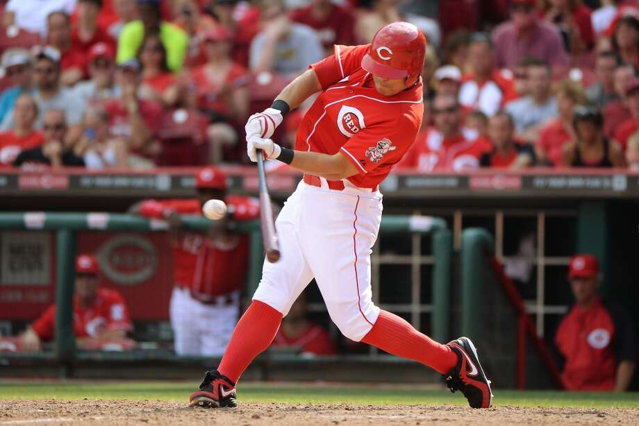 Shin-Soo Choo Outfielder 2013 stats: .285 batting average, 21 HRs, 54 RBI Old team: Cincinnati Reds New team: Texas Rangers Photo: Jamie Sabau, Getty Images
