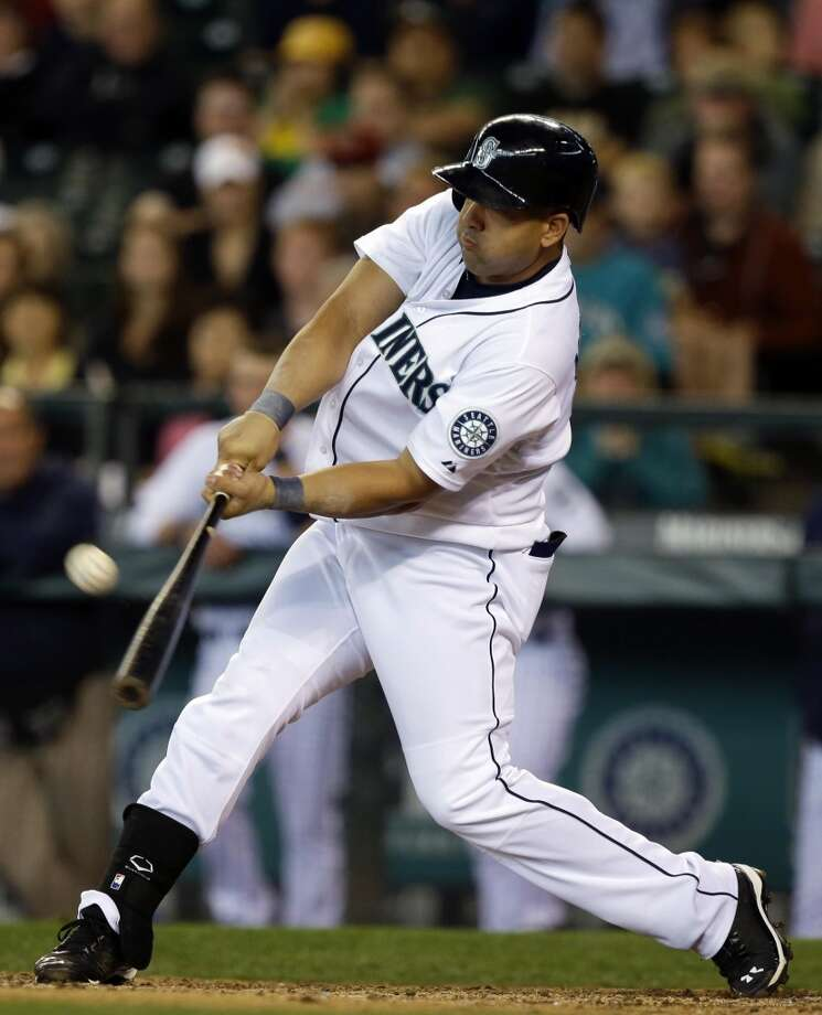 Kendrys Morales First baseman Seattle Mariners 2013 stats: .277 batting average, 23 HRs, 80 RBI Photo: Ted S. Warren, Associated Press