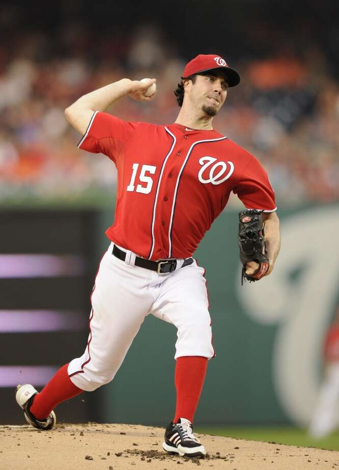 Dan Haren Starting pitcher 2013 stats: 10-14 record, 4.67 ERA Old team: Washington Nationals New team: Los Angeles Dodgers Photo: Nick Wass, Associated Press