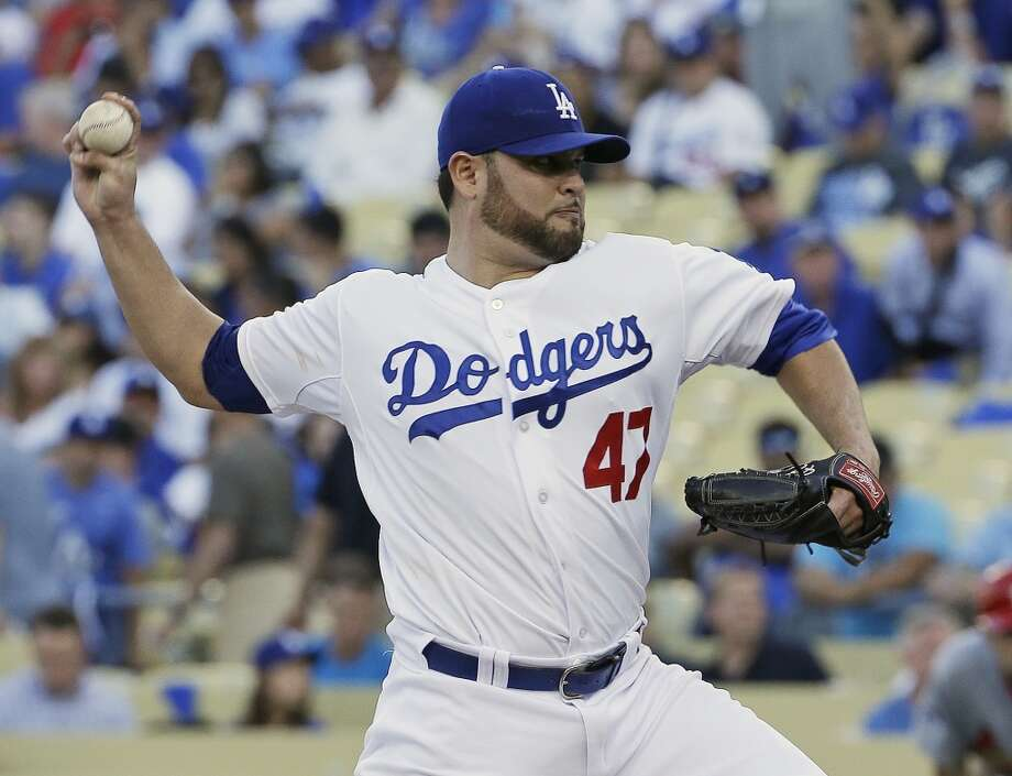 Ricky Nolasco Starting pitcher 2013 stats: 13-11 record, 3.70 ERA Old team: Los Angeles Dodgers New team: Minnesota Twins Photo: David J. Phillip, Associated Press
