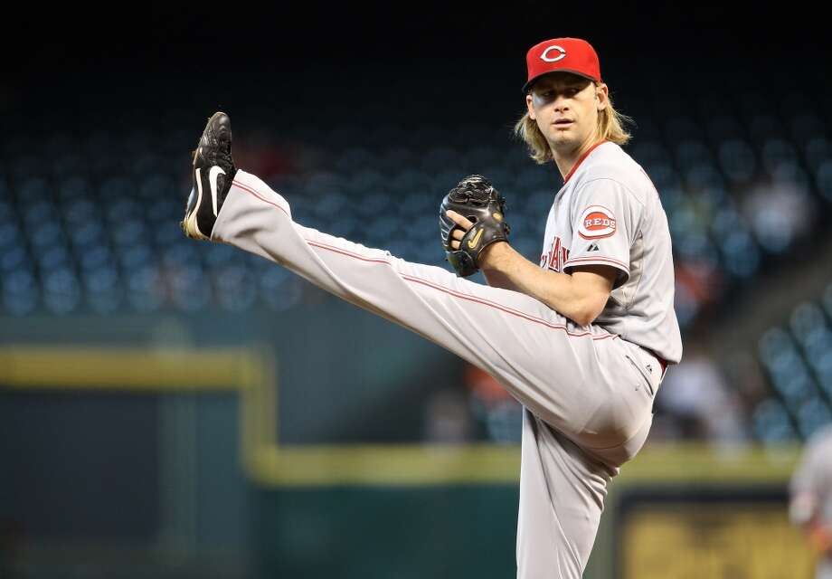 Bronson Arroyo Starting pitcher 2013 stats: 14-12 record, 3.79 ERA Old team: Cincinnati Reds New team: Arizona Diamondbacks Photo: Karen Warren, Houston Chronicle