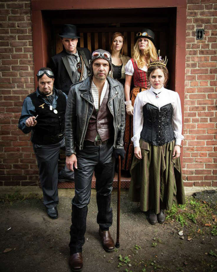 "A high energy adaptation of Shakespeare's ""Richard III"" - ""Steampunk R3"" - is being presented by the new Arch Villain Theatre Company at the Bijou Theatre in Bridgeport on Saturday, Nov. 16. Photo: Contributed Photo / Connecticut Post Contributed"