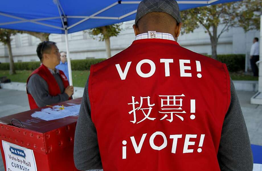 As voters head to the polls June 7, here's our guide.  Photo: Brant Ward, The Chronicle