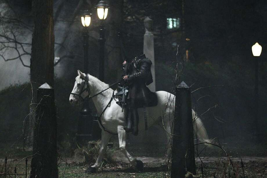 The Headless Horseman will soon be back to terrorize Sleepy Hollow. Photo: Fox