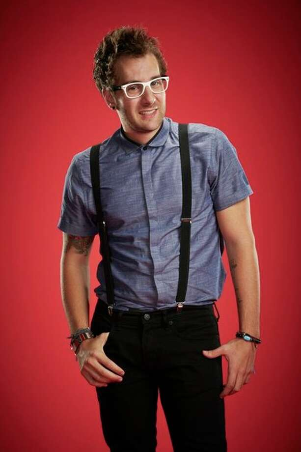 THE VOICE -- Season: 5 -- Pictured: Will Champlin -- (Photo by: Paul Drinkwater/NBC) Photo: NBC, Paul Drinkwater/NBC / 2013 NBCUniversal Media, LLC