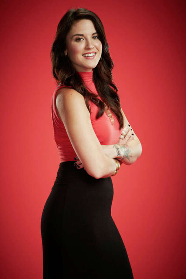 THE VOICE -- Season: 5 -- Pictured: Greylyn Paluszynski as Grey -- (Photo by: Paul Drinkwater/NBC) ELIMINATED. Photo: NBC, Paul Drinkwater/NBC / 2013 NBCUniversal Media, LLC