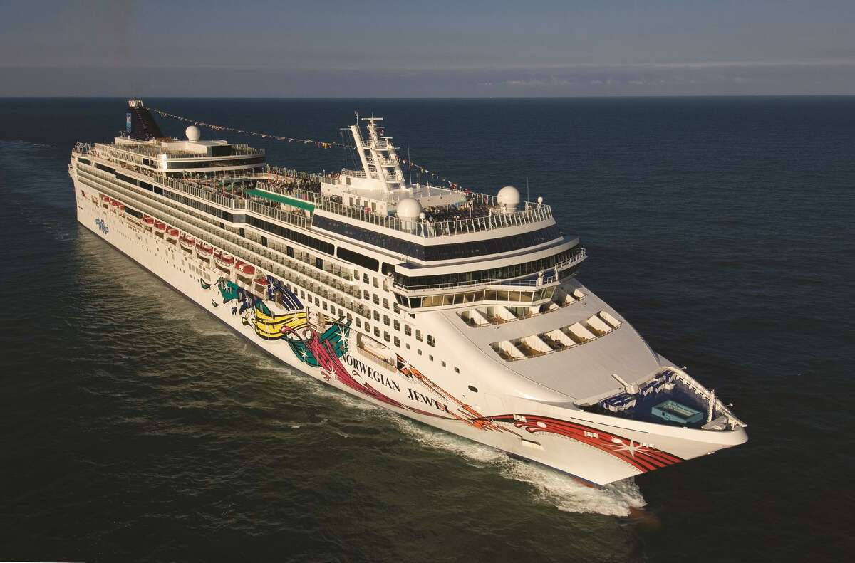The Port of Houston Authority announced Thursday, Nov. 15, 2012, that it had secured contracts with two cruise lines for its Bayport terminal. The Norwegian Jewel is one of the announced ships.