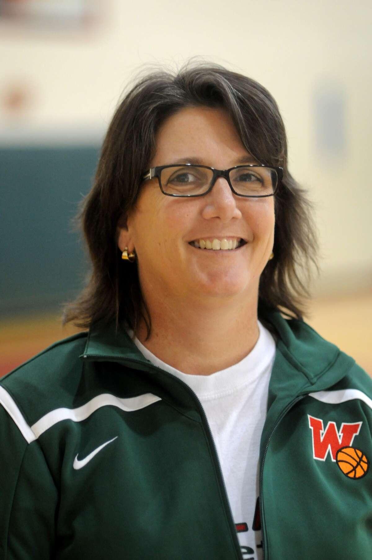 TWHS Head Coach Dana Bruton