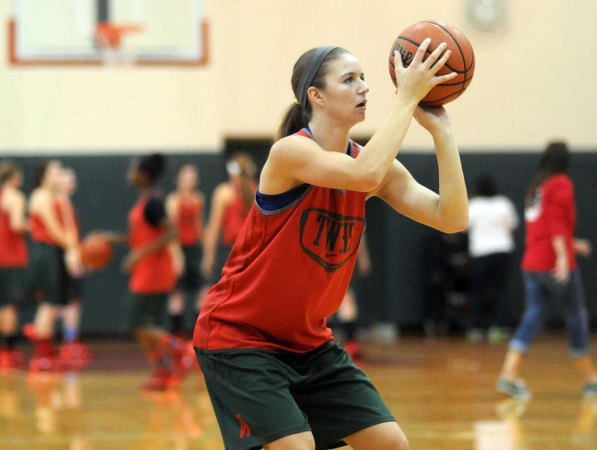 Sophomore Payton Walker, an athletic rebounder, was expected to start in The Woodlands' opener Tuesday against North Shore.