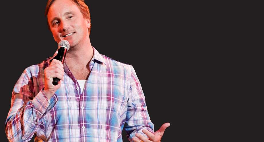 """Comedian Jay Mohr impressions of Christopher Walken and Sean Penn on """"Saturday Night Live"""" made him a household name will be making the audience at the Ridgefield Playhouse laugh Sunday at 8:00. Get ticket information.  Photo: Tibrina Hobson"""