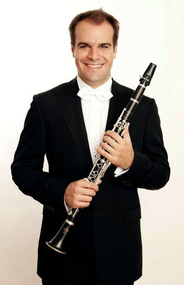 Clarinetist Balazs Rumy and pianist Deborah Lee will perform Eastern European music at First Presbyterian Church, 178 Oenoke Ridge, New Canaan, Sunday, Nov. 10. Photo: Contributed Photo, Contributed / New Canaan News Contributed