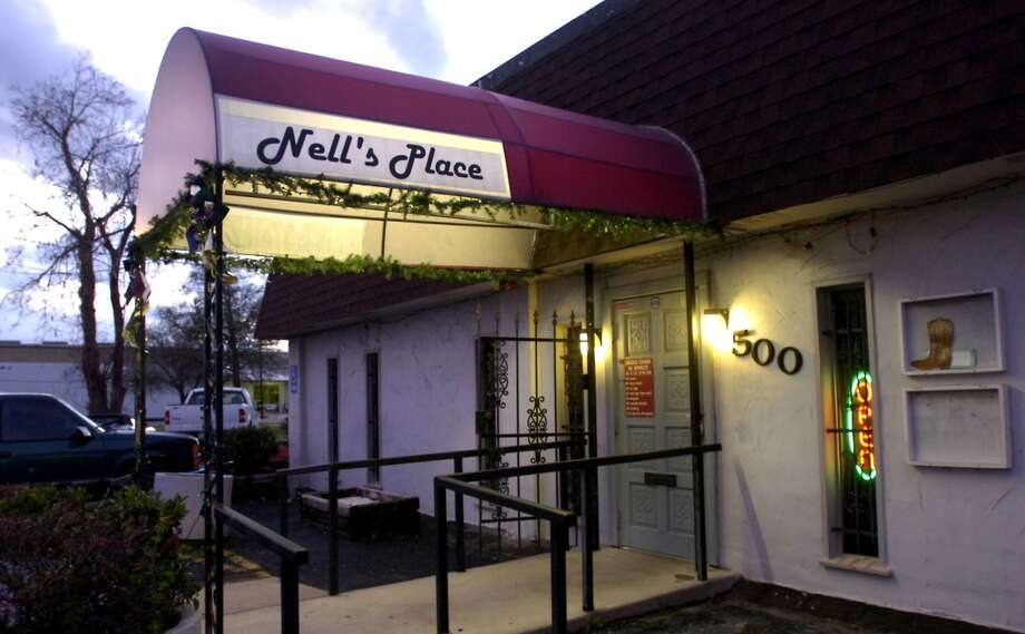 Nell's Place in Beaumont is the Cat 5 Bar of the Week. Tammy McKinley/The Enterprise