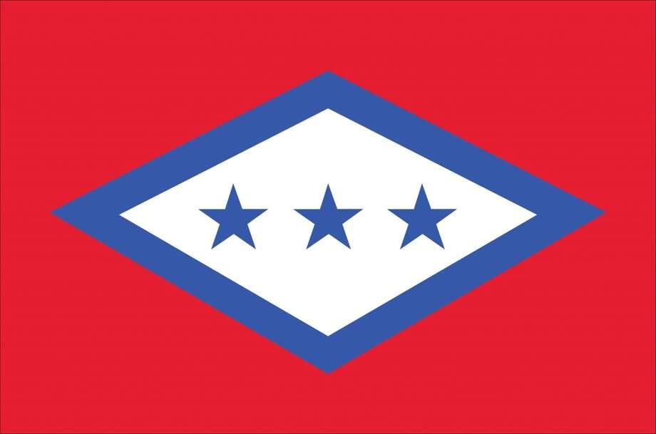 Arkansas: New flag