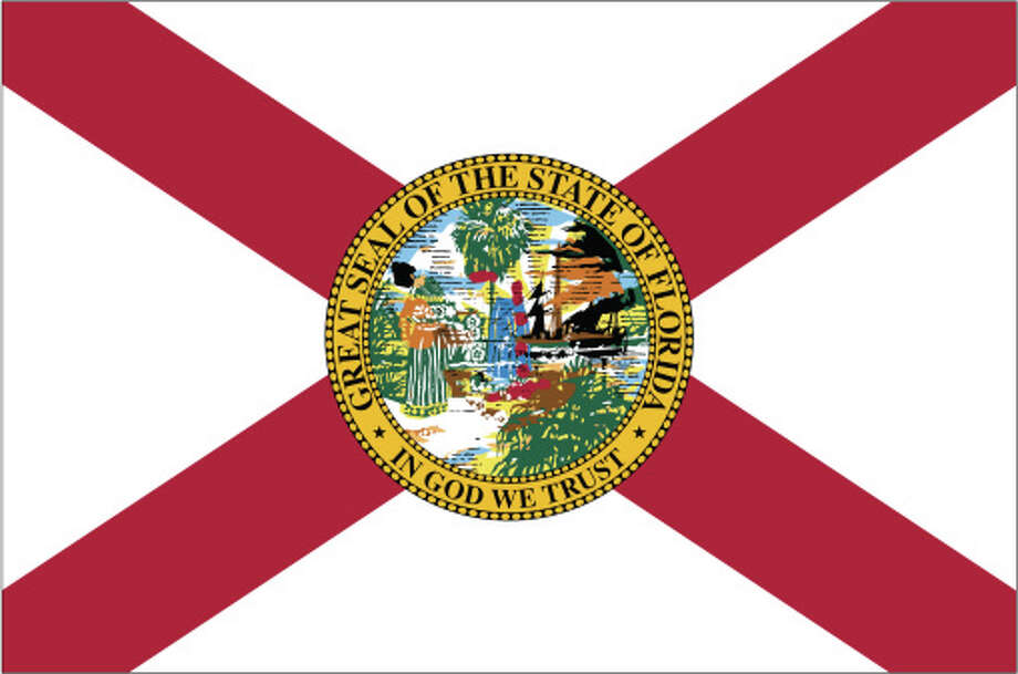 Florida flag Photo: Globe Turner, LLC, Getty Images/GeoNova Maps / GeoNova Maps