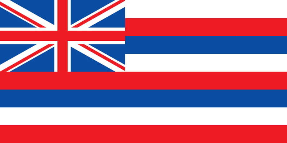 Hawaii State Flag. (Photo By Encyclopaedia Britannica/UIG Via Getty Images) Photo: Encyclopaedia Britannica, UIG Via Getty Images / Universal Images Group Editorial