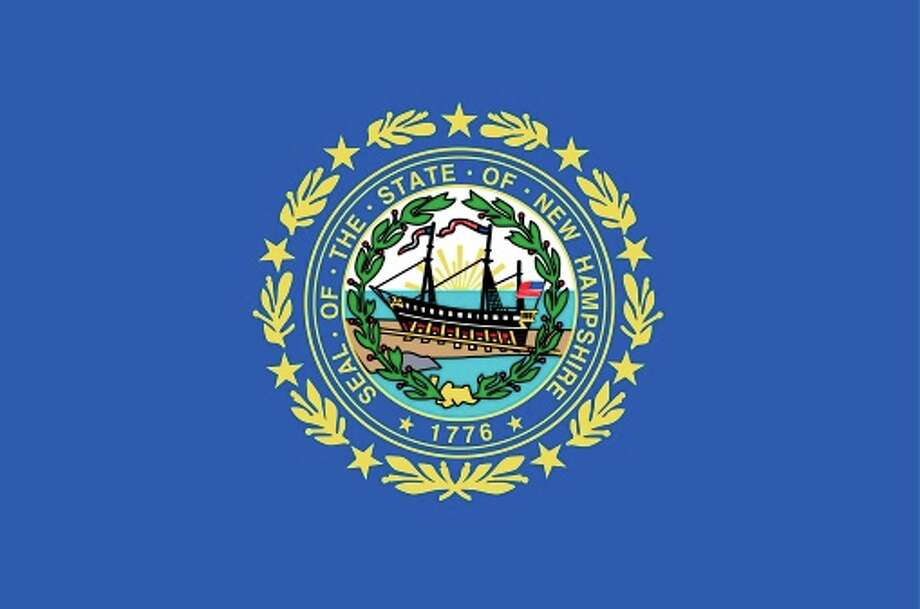 New Hampshire state flag Photo: Encyclopaedia Britannica/UIG, Getty Images/Universal Images Group / Universal Images Group