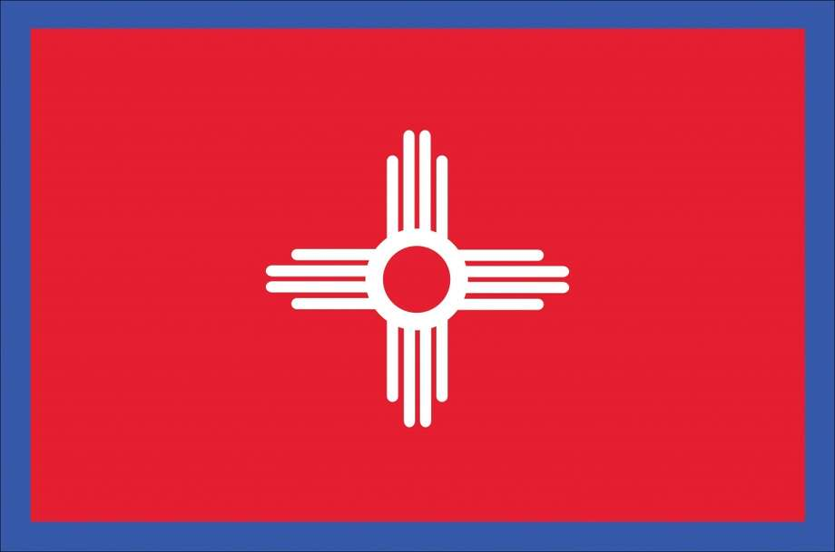 New Mexico: New flag