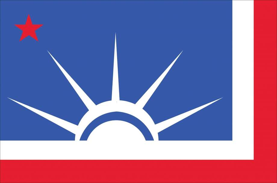 New York: New flag