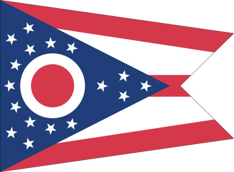 Ohio flag Photo: Antenna Audio, Inc., Getty Images/GeoNova / GeoNova