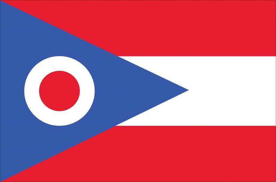 Ohio: New flag