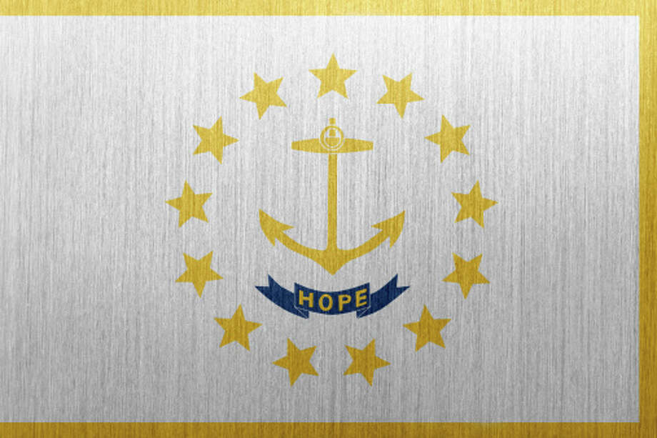 Rhode Island Flag Photo: Duncan Walker, Getty Images / (c) Duncan Walker