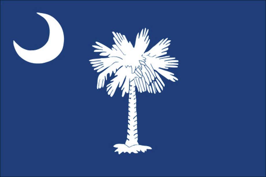 South Carolina flag Photo: Antenna Audio, Inc., Getty Images/GeoNova / GeoNova