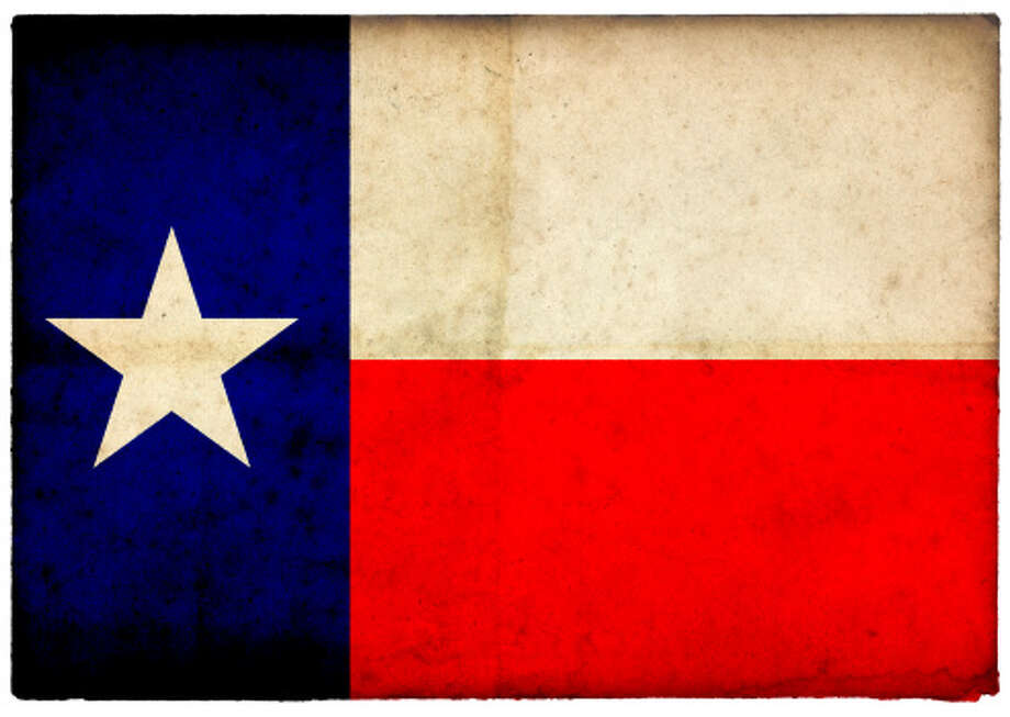 Grunge Texas State Flag on rough edged old postcard Photo: Mike Bentley, Getty Images / (c) Mike Bentley