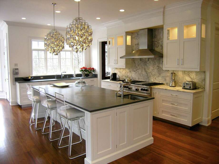 "True North Cabinets, LLC, of New Canaan, recently was featured in the article ""Countertops 101"" in Realtor Magazaine. Photo: Contributed Photo, Contributed / New Canaan News Contributed"