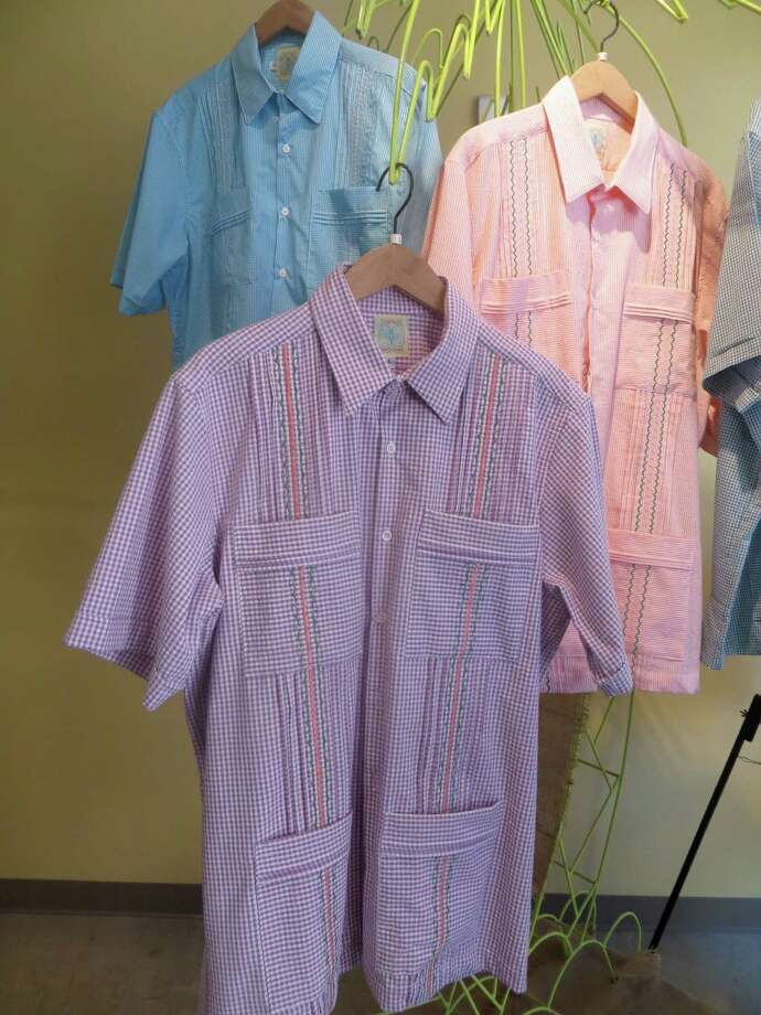 Buy yourself a guayabera or a Mexican embroidered blouse. Photo: Jennifer Rodriguez